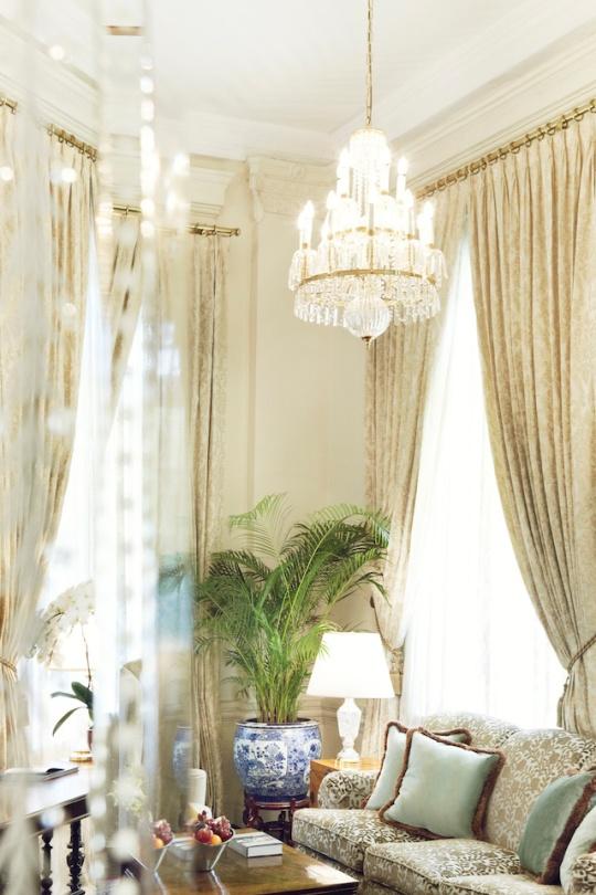 Raffles Hotel Presidential Suite