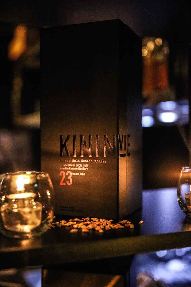 Kininvie 23 Years Old Batch No. 3 two