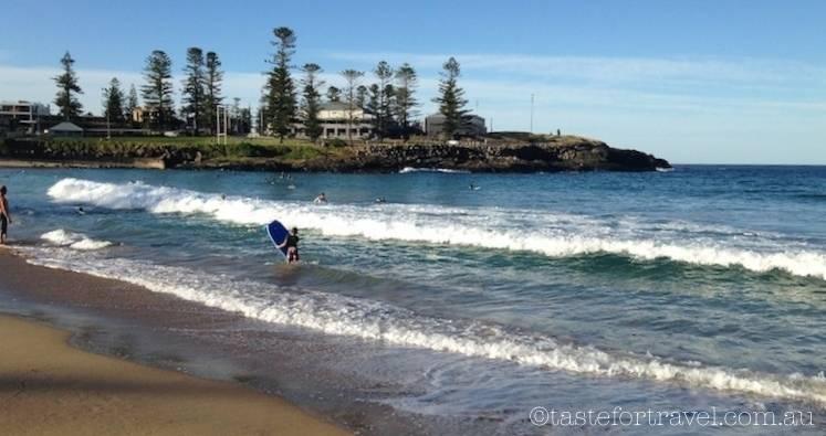 Surf Beach Kiama