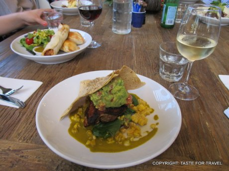 South American flavours at Belaroma Coffee Roasting Company