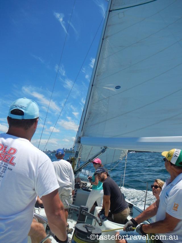 Sailing Australia I. 3