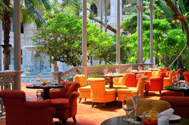 Martini Bar Raffles Singapore