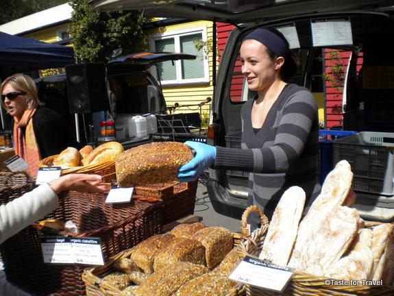 Lyttelton foodie market