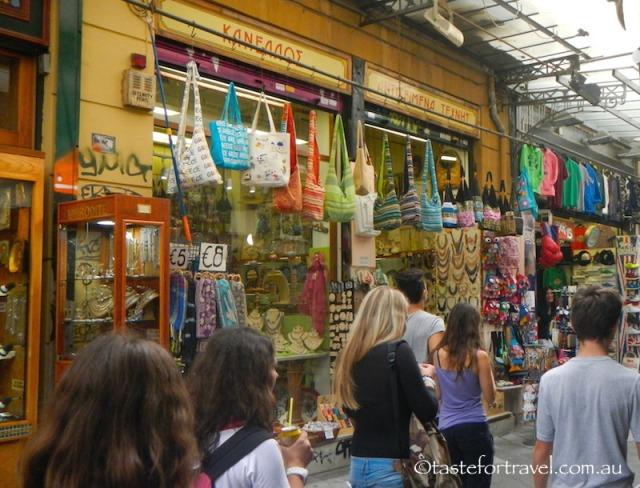 Athens Flea Market 10