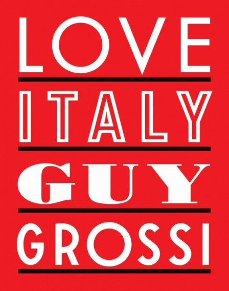 Love Italy by Guy Grossi