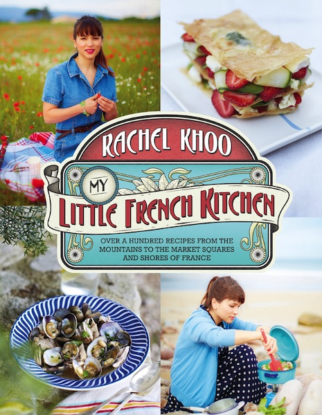 My Little French Kitchen cover