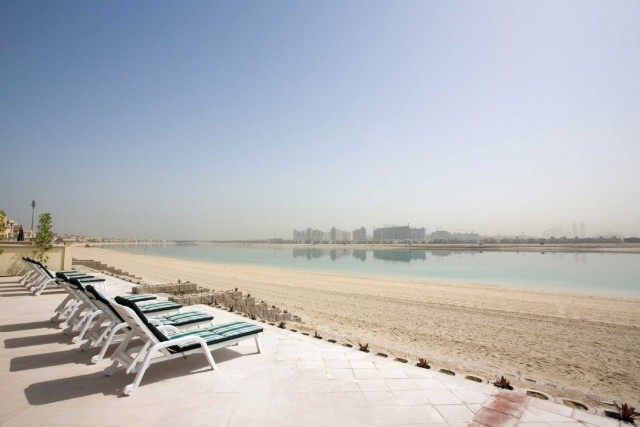 Dubai beach