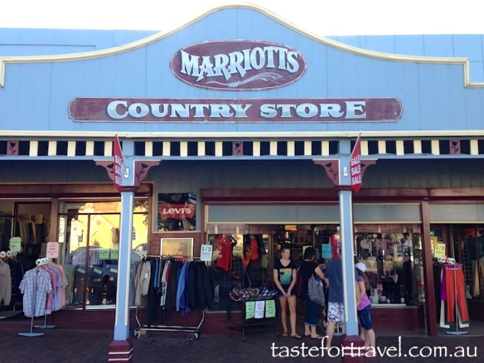 Marriotts Country Store