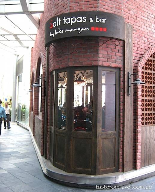 Salt Tapas and Bar, Singapore