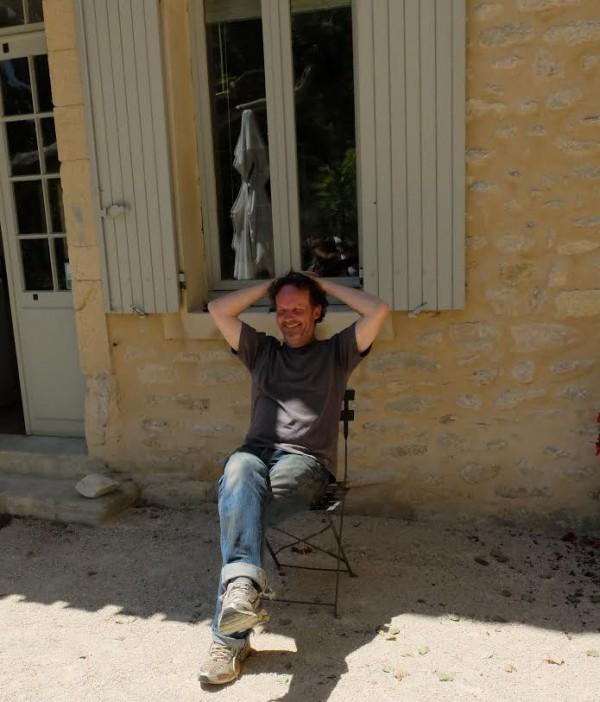 Julian at home