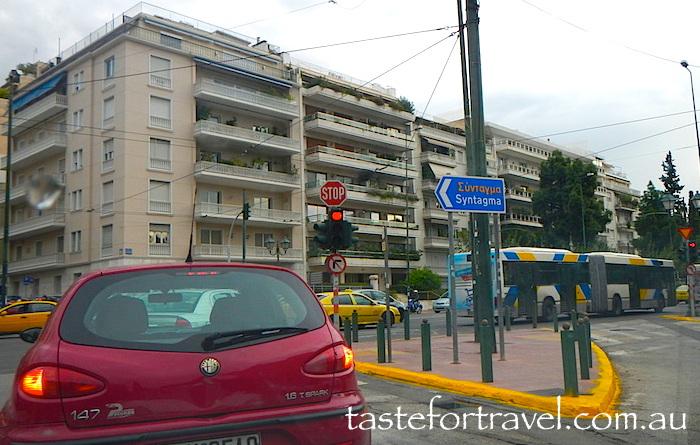Athens traffic 4