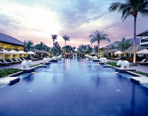 Bandara Resport Spa in Koh Samui, Thailand