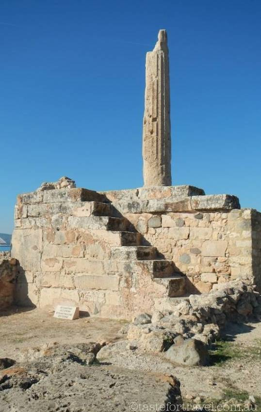 Temple of Apollo, Aegina island 2