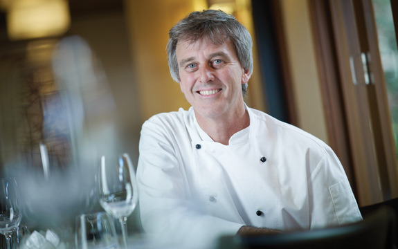 Thai chef Paul Blain