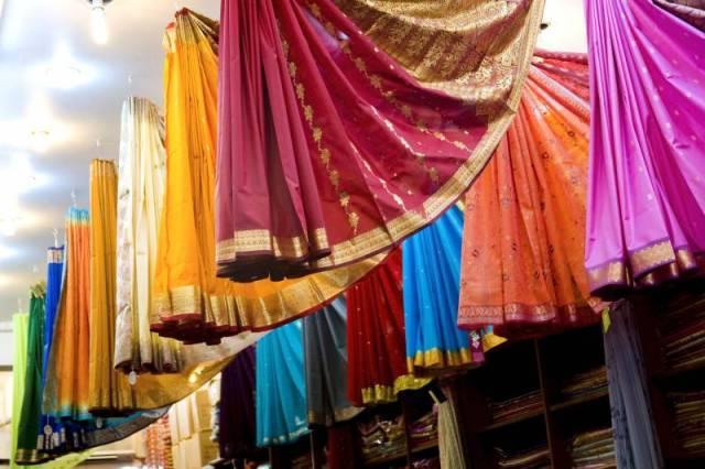 Sari Shop, Little India, Singapore