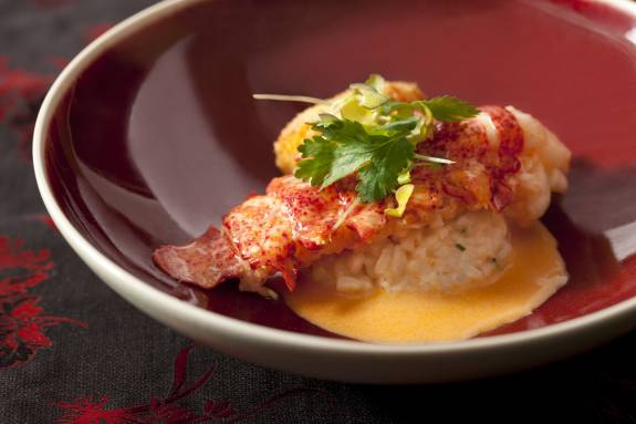 Lobster risotto: Are we food and travel bores?