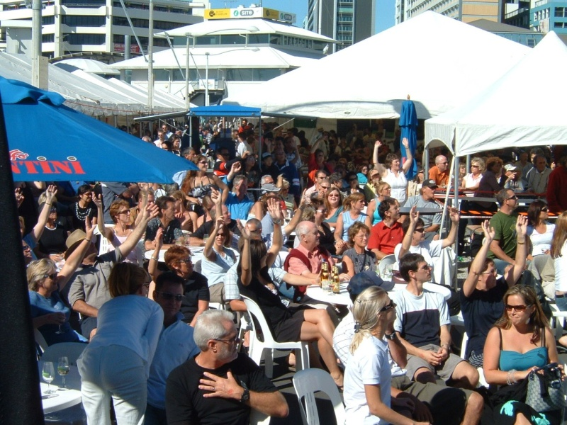 Auckland waterfront festival