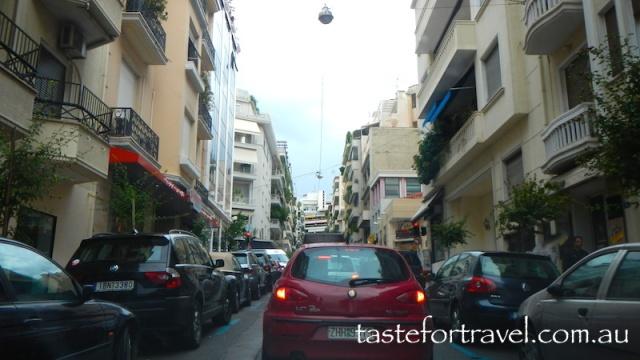 Athens traffic 5