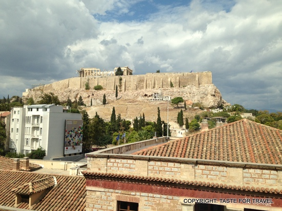 The Acropolis and the Parthenon, Taste for Travel