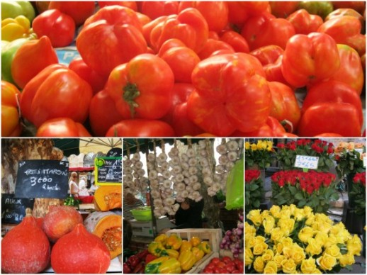 Taste's for Travel's pictures Aix-en-Provence market