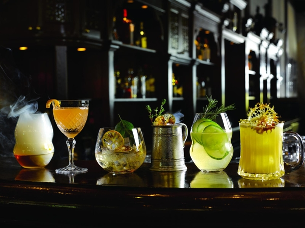 new Raffles cocktails