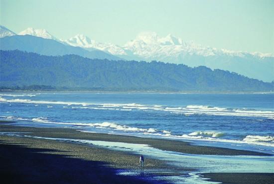 The wild West Coast