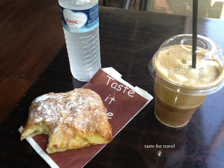 Cafe freddo cappuccino, Pireaus