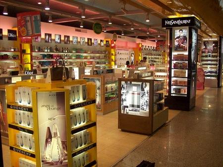 Dutyfree cosmetics