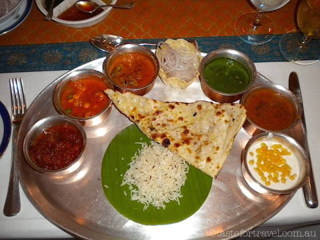 Vegetarian food Oberoi Hotels