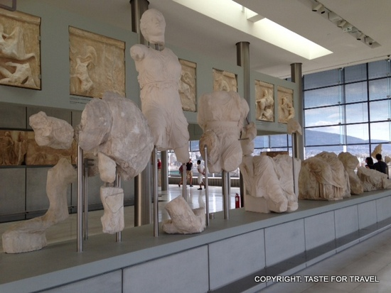 The originals are in the British Museum, Taste for Travel