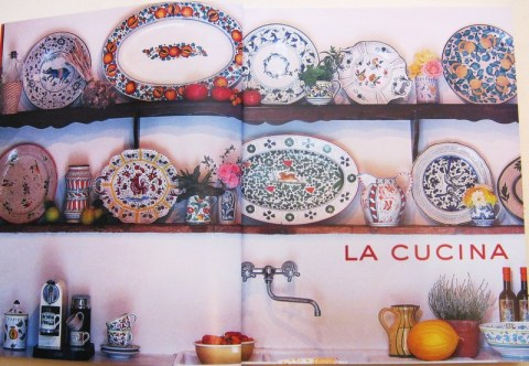 La Cuisina from The Tuscan Sun Cookbook