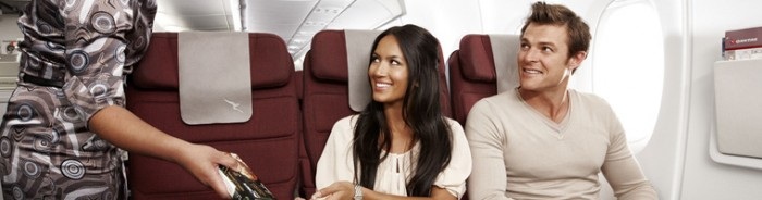 Best and worst airline seats - Qantas