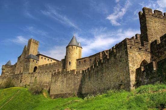 Castle, southern France