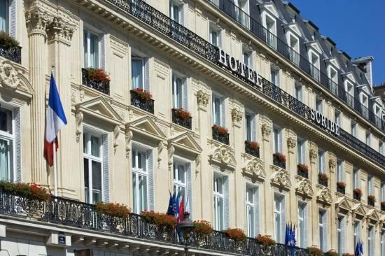 Hôtel Scribe, Paris (75)