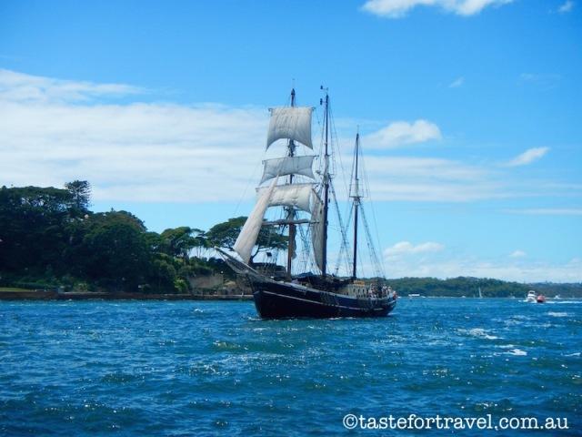 Sailing Sydney Harbour Australia 1 6