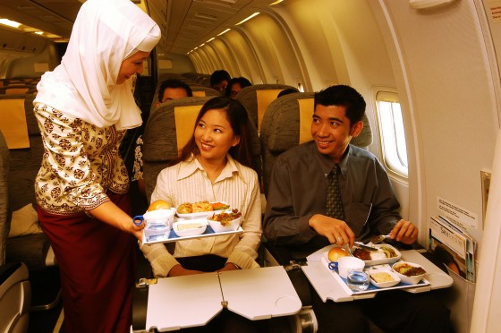 Royal Brunei Economy Class