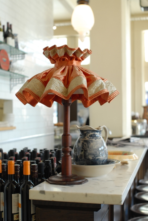 Lamp in Floriditas