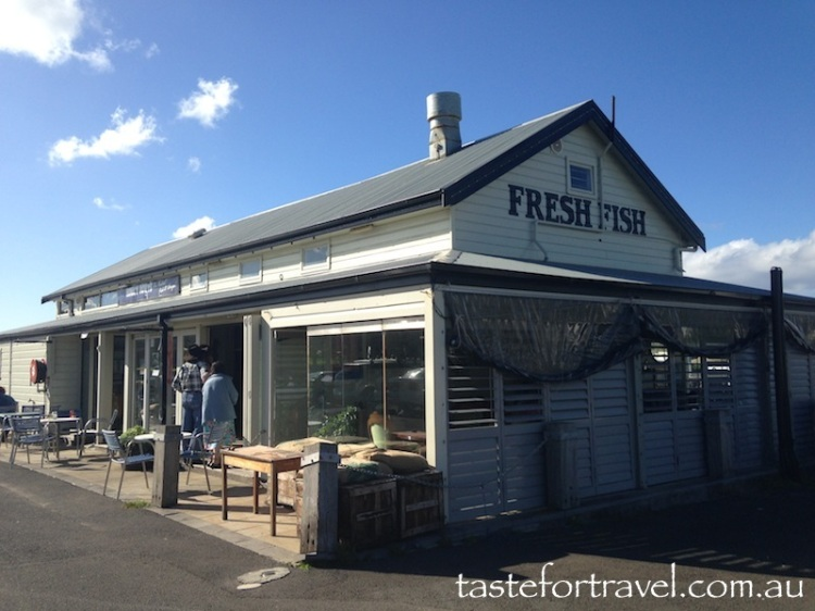 Neptune Cafe and Fresh Fish Kiama