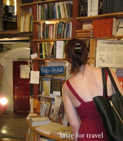 Browsing in Atlantis Books