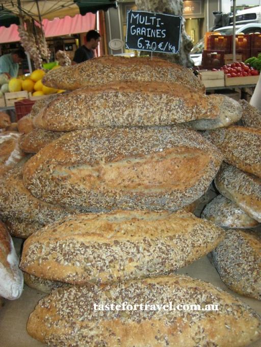 artisan bread Aix en provence