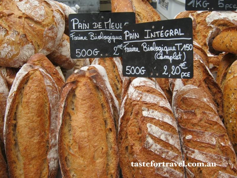 Best French bread, Aix-en-Provence