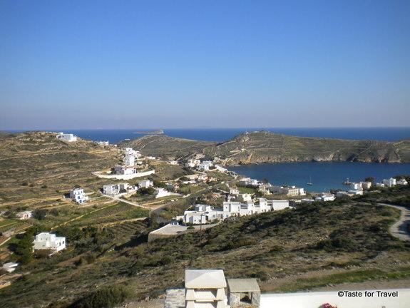 Island of Syros, Greece