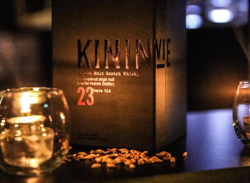 Kininvie 23 yr old