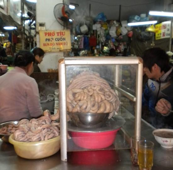 Mystery meat, Cho Hom Market