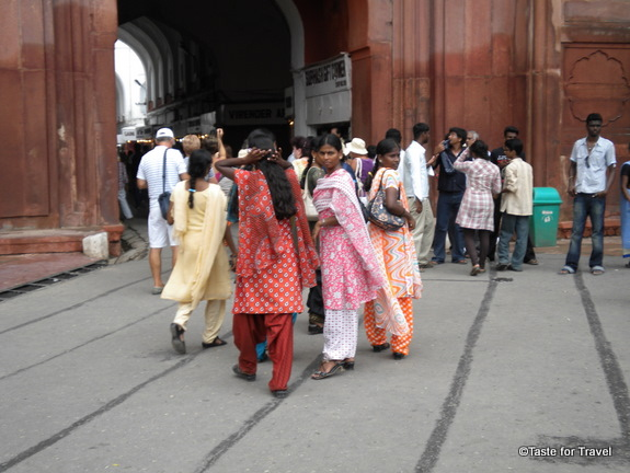Tips for travelling safely in India