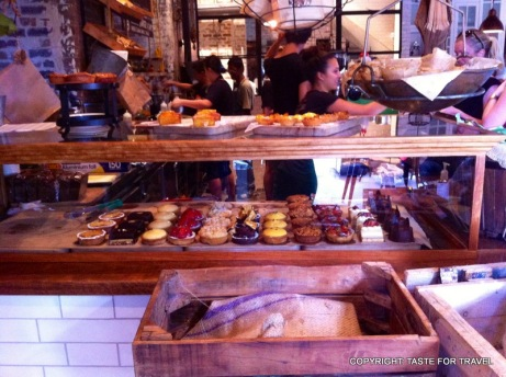 Tarts, friands and cool sweets at The Grounds of Alexandria