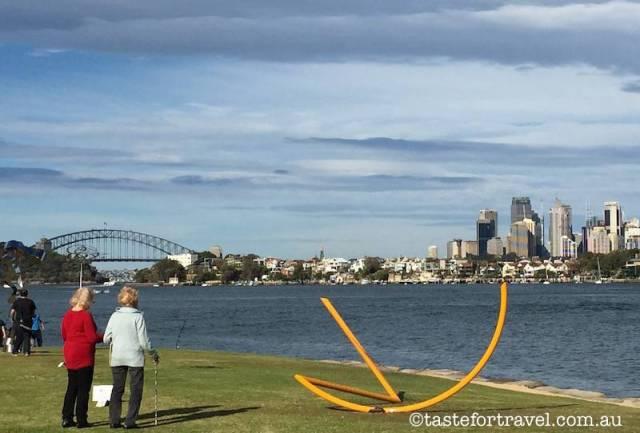 Sydney Harbour Sculpture 13