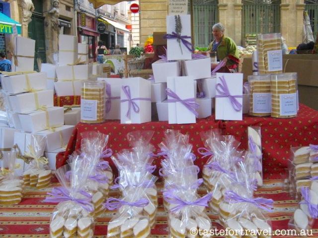 Aix-en-Provence markets Provencal markets