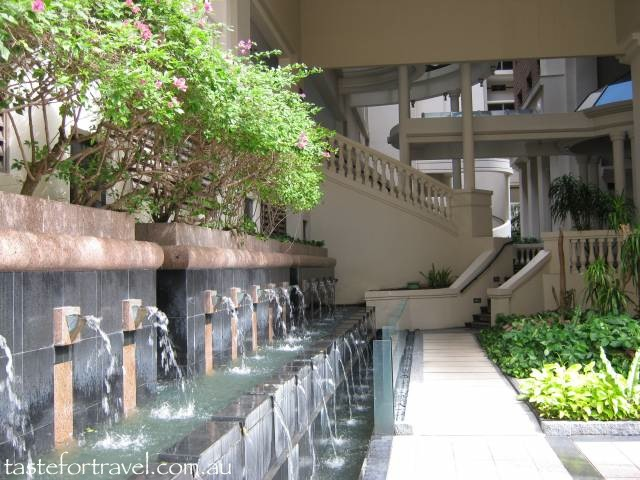 Gardens at Orchard Parksuites, Singapore