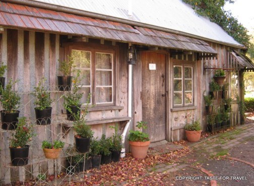 Halls Cottage